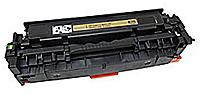 Hoffman 545-10X-HTI Remanufactured High-Yield Toner Cartridge for HP LaserJet Pro M351, M351a Printers - Black