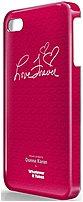 Symtek Whatever It Takes WUS-I4S-TDK01 Donna Karan Designed Protective Apple iPhone 4, 4S Case - Magenta