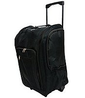 The OfficeMax 722028201213 Rolling Travel Bag features over 11 compartments for all your travel essentials