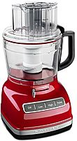 KitchenAid KFP1133ER Food Processor - 11 Cup - Empire Red