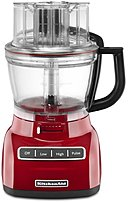 KitchenAid KFP1333ER Food Processor - 13 Cup - Empire Red