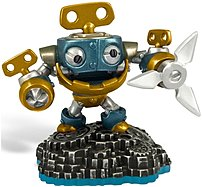 Activision 047875870208 87020 Skylanders SWAP Force: Wind-Up Figure 047875870208