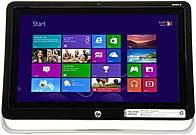 HP Pavilion F3D31AA 21-h010 TouchSmart All-in-One Desktop PC - AMD A4-5000 1.5 GHz Quad-Core Processor - 4 GB DDR3 SDRAM - 1 TB Hard Drive - 21.5-inch Touchscreen Display - Windows 8.1 64-bit - Black,