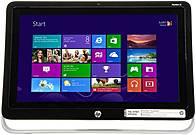 HP Pavilion F3D31AA 21-h010 TouchSmart All-in-One Desktop PC - AMD A4-5000 1.5 GHz Quad-Core Processor - 4 GB DDR3 SDRAM - 1 TB Hard Drive - 21.5-inch Touchscreen Display - Windows 8.1 64-bit - Black,