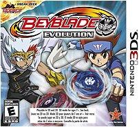 Rising Star Games 887195000165 BEYBLADE: Evolution - Nintendo 3DS