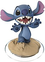 The Disney Infinity 120569 Originals Stitch Figure works with all Disney Infinity game platforms