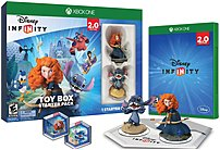 Disney Infinity 712725025557 Toy Box Starter Pack - 2.0 Edition - Xbox One