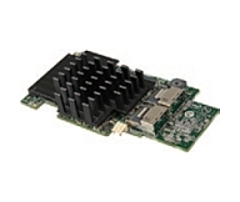 Intel 8-port SAS Controller - Serial ATA/600 - PCI Express 2.0 x8 - Plug-in Card - RAID Supported - 0, 1, 5, 6, 10, 50, 60 RAID Level - 8 Total SATA Port(s) Battery Backup