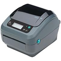 Zebra GK420d Direct Thermal Printer - Monochrome - Desktop - Label Print - 4.09' Print Width - 5 in/s Mono - 203 dpi - 8 MB - USB - Ethernet - 4.25' - 39.02'