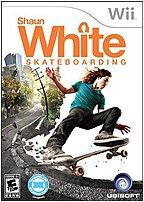 Ubisoft 008888176275 17627 Shaun White Skateboarding - Nintendo Wii