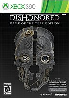 Bethesda 093155118928 11892 Dishonored: Game of the Year Edition - Xbox 360