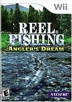 Natsume 719593120032 12003 Reel Fishing: Anglers Dream - Nintendo Wii