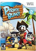 Zoo Games 802068103774 103774 Pirate Blast - Nintendo Wii