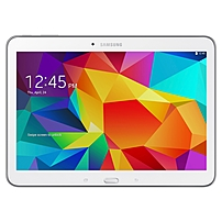 Samsung Galaxy Tab 4 SM-T530 16 GB Tablet - 10.1' - Wireless LAN - 1.20 GHz - White - 1.50 GB RAM - Android 4.4 KitKat - Slate - 1280 x 800 - Bluetooth - Quad-core (4 Core)