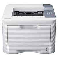 Samsung ML-3750ND Laser Printer - Monochrome - 1200 x 1200 dpi Print - Plain Paper Print - Desktop - 37 ppm Mono Print - 300 sheets Input - Automatic Duplex Print - LCD - Gigabit Ethernet - USB