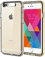 Rock Light Tube 69873 Bumper Case for Apple iPhone 6 - Gold