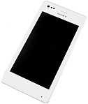 Sony Mobile Xperia M C1904 Smartphone - Wireless LAN - 3G - Bar - White - SIM-free - 1 SIM Card Supported - Android 4.1 Jelly Bean - Qualcomm Snapdragon S4 Dual-core (2 Core) 1 GHz - 4 GB - 4' LCD 480