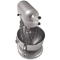 KitchenAid Professional 600 KP26M1XNP Stand Mixer - 575 W - Nickel Pearl