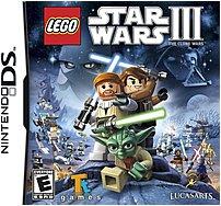 LucasArts 712725024918 34261 Lego Star Wars III: The Clone Wars - Nintendo DS