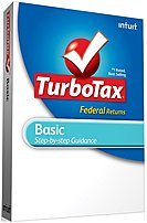 Limited Offer Intuit 420462 TurboTax Basic 2012 – 1 User – PC, Mac Disc Before Too Late