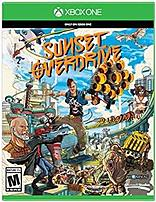 Microsoft 3QT 00005 Sunset Overdrive Xbox One