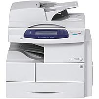 Xerox WorkCentre 4260S Laser Multifunction Printer - Monochrome - Plain Paper Print - Desktop - Copier/Printer/Scanner - 55 ppm Mono Print - 1200 x 1200 dpi Print - 55 cpm Mono Copy - Touchscreen - 60