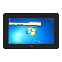 Motion CL910w Net-tablet PC - 10.1' - Wireless LAN - 3G - Intel Atom N2600 1.60 GHz - 2 GB RAM - 64 GB SSD - Windows 7 Professional - EDGE, HSDPA - Slate - 1366 x 768 Multi-touch Screen Display (LED B