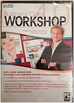 ValuSoft 022787113186 Business Card Workshop