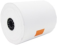 Specialty Rolls 1213-R 1 Ply Thermal Printer Paper - 3.125 inches x