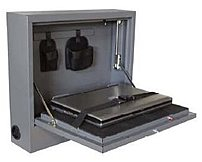 Datamation DS-NSS-WM Wall Mount Notebook Security Safe