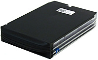 Dell 372 3839 DataPort Removable Hard Drive Carrier With 320 GB Hard Drive ROHS SATA SAS 1U Black