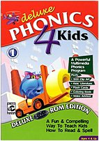 Cosmi 022787744885 Deluxe Phonics 4 Kids - PC