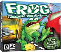 ValuSoft 755142103750 10375 F.R.O.G. Frantic Rush of Green (Jewel Case) - PC