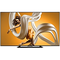 """b BIGGER. BETTER.  b  br    br   The LC 60LE660U is an LED Smart TV that delivers legendary AQUOS picture quality, with AquoMotion 240 Refresh Rate for precision clarity during fast motion scenes and 4 million   1 dynamic contrast ratio. This 60""""  60 3 32"""" diag.  class TV features 20  more screen area than a 55"""" class and newly designed, super thin, bezel. Working through built in Wi Fi, SmartCentral  Apps lets you quickly connect to all the best apps. With instant access to movies with Netflix , videos with YouTube , music with Pandora , photos with Flickr  and Picasa , and social apps like Facebook   what you love is only a click away."""