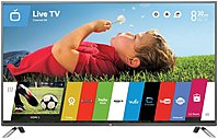 LG 50LB6300 50-inch LED Smart TV - 1920 x 1080 - 240 Motion Clarity Index - DTS, Dobly Digital - Wi-Fi - HDMI