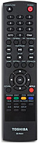 Toshiba SE-R0431 AH701048 Remote Control for BLU-RAY Disc Players SE-R0431