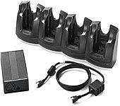 Motorola CRD3000 401CES Four Slot Charging Cradle Wired Mobile Computer Charging Capability