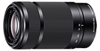 Sony SEL55210/B 55-210 mm f/4.5-6.3 Telephoto E-Mount Zoom Lens - Black SEL55210/B