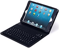 Northwest Keyboard Cover Case for iPad mini   Dust Resistant, Water Resistant   Synthetic Leather   p Compatibility  Apple   iPad mini  p