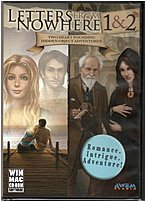 Discover the truth behind Audreys husband disappearance with the Cosmi CDRS155 Letters from Nowhere 1 and 2 Hidden Object