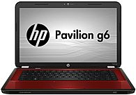 HP Pavilion A6Y40UA G6-1D84NR Notebook PC - Intel Core i3-2350M 2.3 GHz Dual-Core Processor - 4 GB DDR3 SDRAM - 500 GB Hard Drive - 15.6-inch Display - Windows 7 Home Premium 64-bit - Sonoma Red