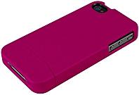 Incipio EDGE PRO iPhone Case - iPhone - Magenta - Polycarbonate