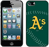 Coveroo Oakland Athletics - Stitch Design On Iphone 5s / 5 Thinshield Snap-on Case - Iphone - Oakland Athletics - Stitch - Matte - Polycarbonate 590-423-bk-fbc