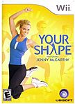 Ubisoft 069605521815 Your Shape With Jenny Mccarthy - For Nintendo Wii