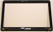 Toshiba AP0CX000C00 LCD Front Bezel for Satellite A665 Series Laptop PC - Black