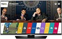 LG LF6300 49LF6300 49-inch LED Smart TV - 1920 x 1080 - Dual-Core Processor - TruMotion 120 Hz - Triple XD Engine - Wi-Fi - HDMI