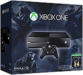 Microsoft Xbox One Halo: The Master Chief Collection Bundle - With Game Pad - Wireless - Black - ATI Radeon - 1920 x 1080 - Blu-ray Disc Player - 500 GB HDD - Gigabit Ethernet - Wireless LAN - HDMI - USB - Octa-core (8 Core) 5C6-00017 5C6-00017