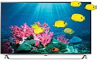 LG 65UB9500 65-inch LED 3D Smart TV - 3840 x 2160 (2160p) - Ultra Clarity Index 1500 - UHD 4K - WebOS - Wi-FI - HDMI