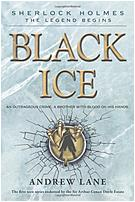 Farrar Straus Giroux 9780374387693 Black Ice by Andrew Lane Hardcover