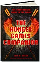 St Martins Press 9781617938788 The Hunger Games Companion Hard Cover
